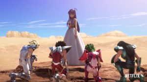Caballeros del Zodiaco: éste es el elenco de doblaje del anime de Netflix
