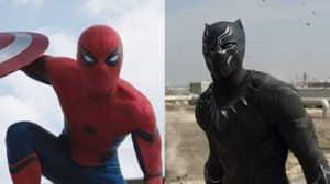 Black Panther, Spider-Man y Capitana Marvel son los héroes más populares del mundo