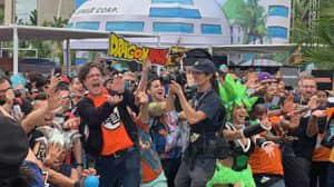 Dragon Ball: Fans rompen el récord del Kamehameha más grande del mundo