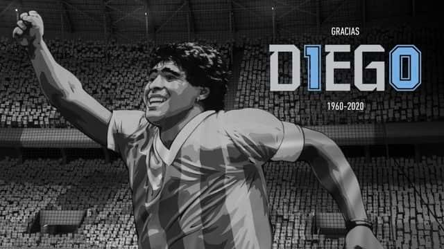 FIFA 21: esta es la forma en que el juego rinde tributo a Diego Maradona