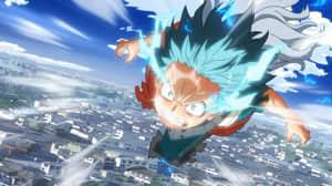 My Hero Academia: fan usa matemáticas para calcular el enorme poder de Deku