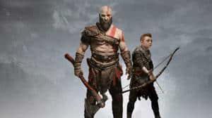 God of War: así se verían Kratos y Atreus si fueran un anime
