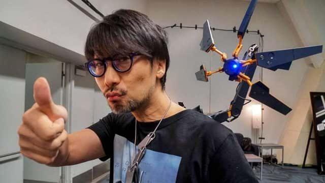 Hideo Kojima: su siguiente juego podría ser presentado muy pronto