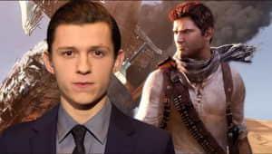Uncharted: Tom Holland muestra cómo ha cambiado para interpretar a Nathan Drake
