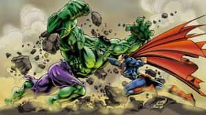 Marvel vs DC: Hulk es capaz de derrotar a Superman y es de esta manera