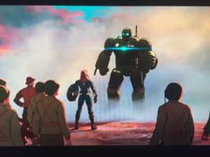 Marvel reveló el nuevo traje de Iron Man y nadie se dio cuenta