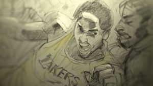 Kobe Bryant: este es el corto animado con el que ganó el Oscar