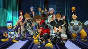 Kingdom Hearts tendría una serie animada en Disney+