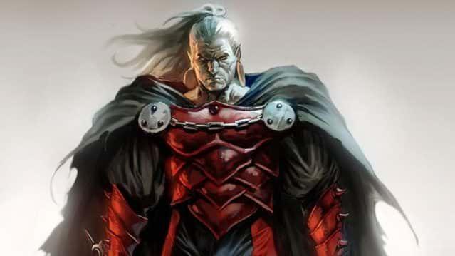 X-Men: conozcan la historia del Drácula de Marvel