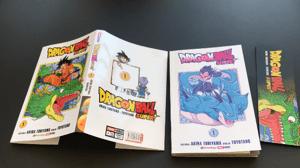 El manga de Dragon Ball Super saldrá a la venta en México en noviembre