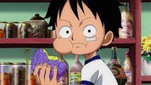 One Piece: la película live-action de Gintama hizo una referencia a la serie