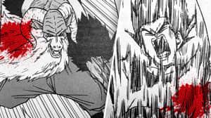 Dragon Ball Super: Manga muestra el lado más sangriento de Moro