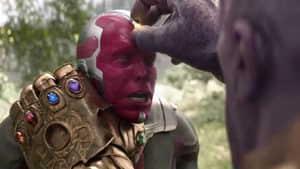 Avengers: Infinity War - arte conceptual muestra cómo originalmente era la desgarradora muerte de Vision