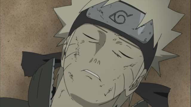 Naruto ya murió en otra ocasión y así fue cómo revivió