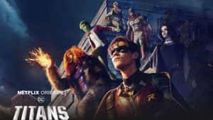 Titans: Netflix anuncia la fecha de estreno de la segunda temporada