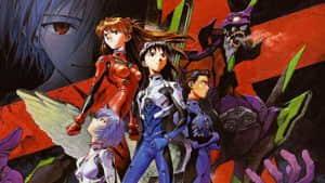 Evangelion: la historia no conocida, existió una serie prototipo antes del exitoso anime