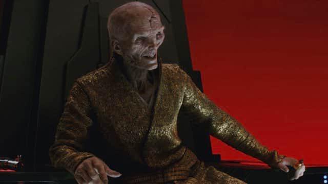 The Mandalorian tiene una referencia a Snoke y seguro no la notaste