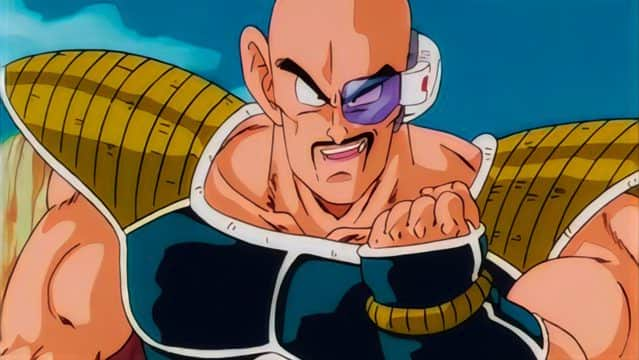 Dragon Ball Z: Nappa no es calvo, según Akira Toriyama esto es lo que sucede con su cabello
