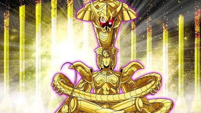 Caballeros del Zodiaco: ¿existen dos armaduras de Ofiuco?