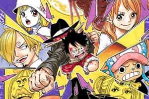 One Piece es elegido como el manga más representativo de nuestra era