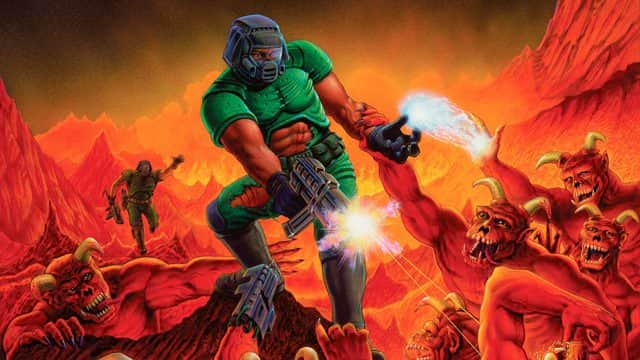 Doom llega a otra consola, una Nintendo Game & Watch