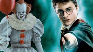 Harry Potter: teoría sugiere que Pennywise es una criatura mágica