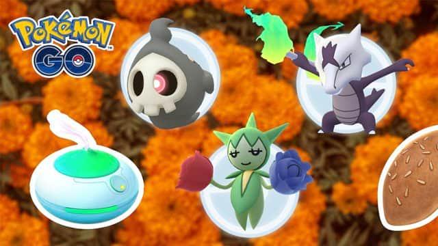 Pokémon Go: Día de Muertos llegará al juego y esto es lo que debes saber