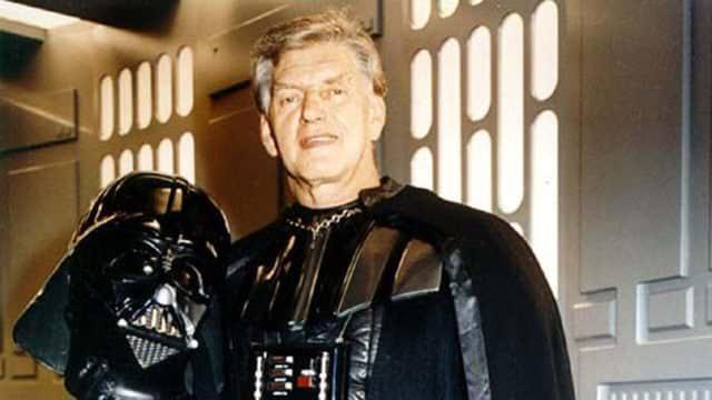 Star Wars: fallece David Prowse, el actor que interpretó a Darth Vader