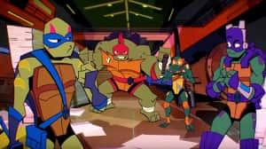 Comic-Con 2018: se lanza un nuevo trailer de Rise of the Teenage Mutant Ninja Turtles