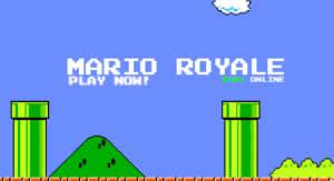 Alguien creó un Battle Royale de Mario