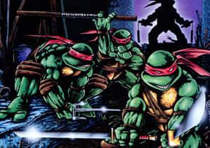 Tortugas Ninja: los hermanos asesinaron a Shredder desde el primer cómic, pero nadie lo recuerda