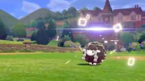 Pokémon Sword and Shield: un muy raro shiny