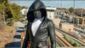 Watchmen: Batman y Sister Night tienen un vínculo secreto