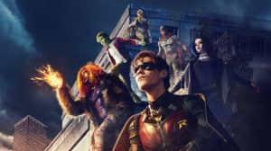 Batman: escena eliminada muestra el traje del Caballero de la Noche en Titans