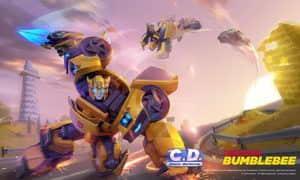 El próximo evento de Creative Destruction contará con los Transformers