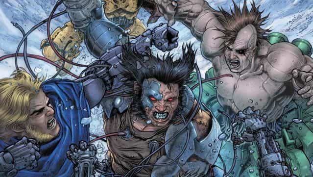 Wolverine tiene un clon superpoderoso y cibernético, su nombre es Albert