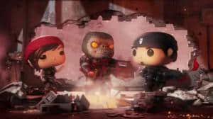 Se revela el primer gameplay de Gears Pop!
