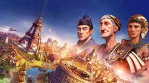 20 minutos de gameplay de Civilization 6 en Nintendo Switch