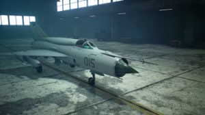 Ace Combat 7: Skies Unknown - Perfil de aeronave: MiG 21bis