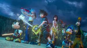 Película de inicio de Kingdom Hearts 3