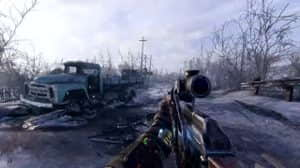 Metro Exodus. Gameplay del E3 2018