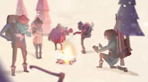 Trailer de gameplay de Project Winter