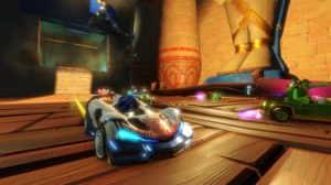 Team Sonic Racing - Trailer de personalización