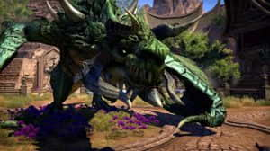 Nuevo trailer de The Elder Scrolls Online: Elsweyr - 'Dragon Rage'