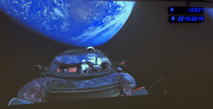 Cuáles son las probabilidades de que el Tesla de SpaceX choque contra un planeta